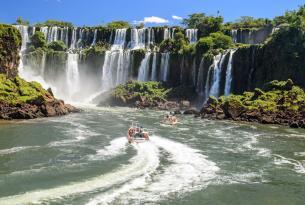 Argentina magnífica: Buenos Aires, Iguazú y glaciares