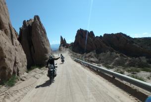 Experiencia Dakar en moto (Argentina, Chile y Bolivia)