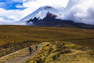 Condor trek: ruta por los Andes de Ecuador