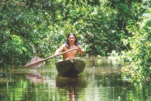 Amazonia Ecuatoriana: el parque nacional Cuyabeno