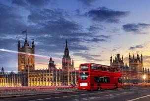 Maravillas de Europa (Londres - Madrid)
