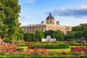 Europa al Completo (Londres - Viena)