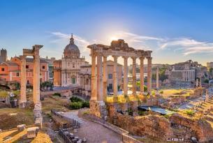 Contrastes de Europa (Londres - Roma)