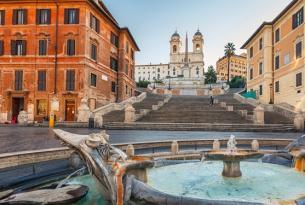 Maravillas de Europa (Londres - Roma)