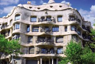 Europa Fascinante (Barcelona-Madrid)