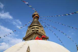 De Pekín a Katmandú en el tren del cielo