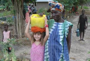 Descubriendo Senegal en familia