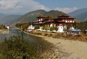 Aventura en Bhután: Katmandú, Paro, Punakha y más (17 días)