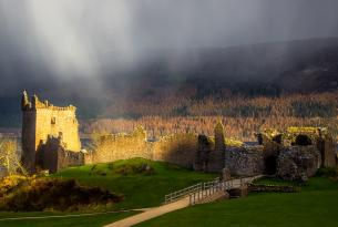 Tour Express por Escocia: Inverness y el lago Ness