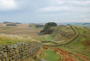 Tour express por  el Muro de Adriano: entre Escocia e Inglaterra