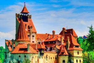 Rumanía: Transilvania y las maravillas de los Cárpatos
