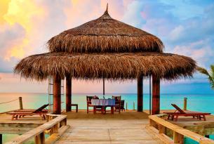 Maldivas todo incluido: entre atolones, corales y playas