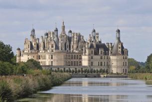 Francia en grupo con París, castillos del Loira y Normandía