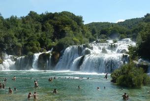 Croacia de norte a Sur en coche de alquiler