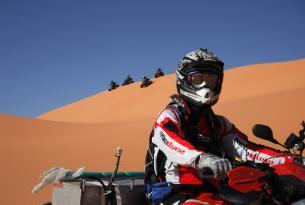 Viaje en Quad ATV y Buggy Marruecos.