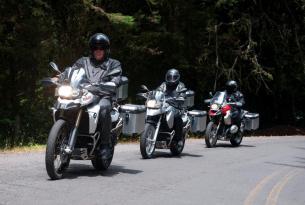 Viaje en moto Alquiler de BMW Chile (alquiler mínimo 3 días)
