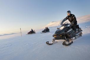 Escapada Montgarri en moto de Nieve Baqueira (Valle de Aran)