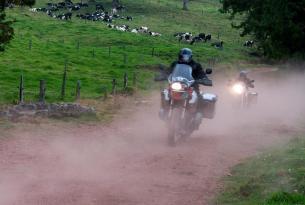 Viaje en moto Solo alquiler Costa Rica BMW