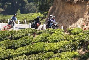 Viaje en moto India SUR Goa o Kerala en Royal Enfield 350 cc