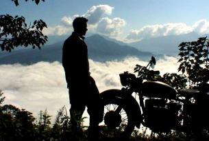 Viaje en moto Vietnam frontera China con Ural 650