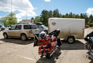 Viaje en moto Ruta 66 con guía en castellano Victor Muntane.