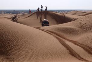 Viaje a Túnez en Buggy