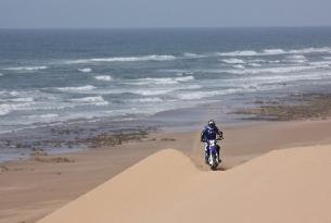 Viaje en moto Enduro Marruecos Gran Sur, Yamaha WR450F