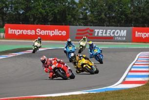 Viaje en MotoGP, Gran Premio de Holanda 2014, circuito de Assen.