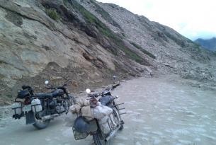Viaje en moto  - La Ruta del Dragón en Royal Enfield 500 cc  (Bután)