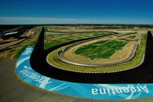 Viaje en MotoGP, Gran Premio de la República Argentina 2014