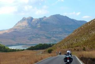 Viaje en moto Cerdeña Tour Mar y Montaña (En moto propia)