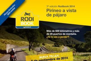 Rodi Book 2014, salida única el 6 de septiembre