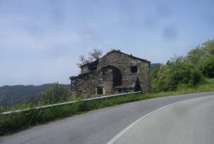 Viaje en moto La Toscana en moto propia o de alquiler