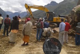 Viaje en moto Nepal El reto del Anapurna