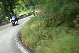 Viaje en moto de Cabo a Cabo. España en moto propia
