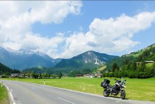 Viaje en moto Ruta Des Cols mas Transpirenaica