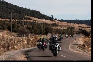 Viaje en moto Marruecos Challenge moto propia o alquiler