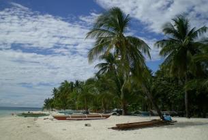 Viaje buceo Filipinas isla de Malapascua