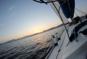 Viaje buceo velero en las Baleares y Columbretes