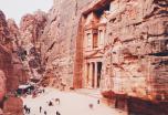 Jordania al completo y playas de Mar Rojo en 11 días