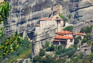 Lo Mejor de Grecia. Atenas - Canal de Corinto - Epidauro - Micenas - Olympia - Delfos - Kalambaka - Monasterios colgantes de Met