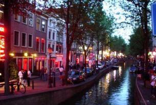 París, Países Bajos y El Rhin