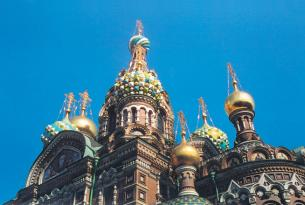 """Moscú - San Petersburgo versión """"todo incluido"""" desde Madrid y Barcelona"""