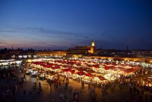 Marruecos:  Ciudades Imperiales y Kasbahs