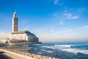 Marruecos: Ciudades Imperiales (entrada por casablanca)