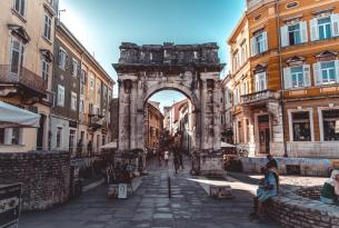 Gran Tour de Croacia e Istria