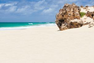 Cabo Verde: Isla de Sal en hotel de 4 estrellas