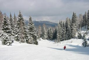 Ski en Madonna di Campiglio - Dolomitas (Italia)