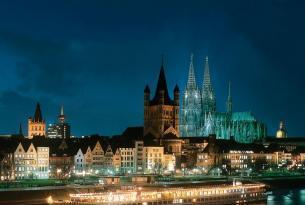 Crucero fluvial por el Rhin (Alemania y Holanda)