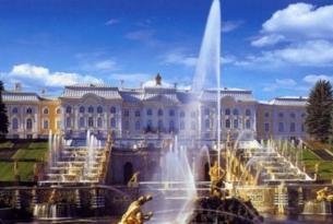 Rusia: de Moscú a San Petersburgo